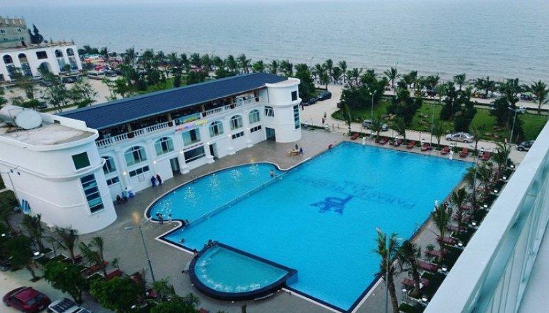 Combo du lịch 2 ngày 1 đêm biển Hải Tiến - Paracel Resort 4*