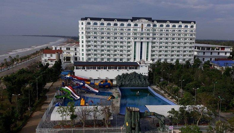 Tour du lịch: Biển Hải Tiến - Paracel Resort 4* (2 ngày/ 1 đêm)