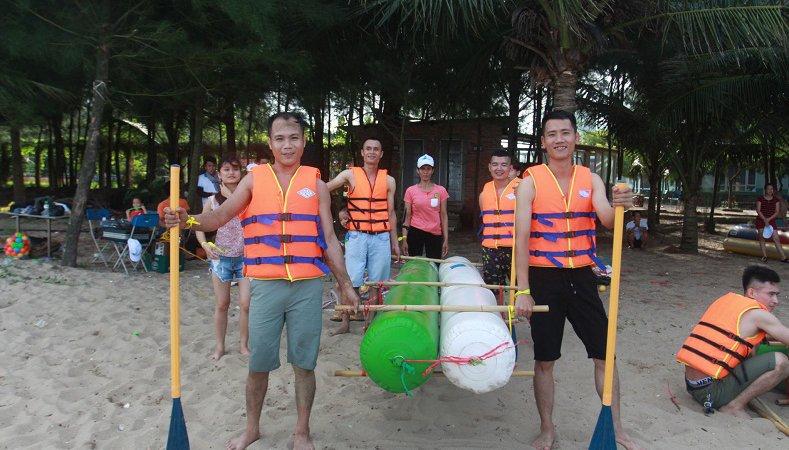 Tour biển Hải Tiến – Paracel Resort 4* - Team Building (3 ngày/ 2 đêm)